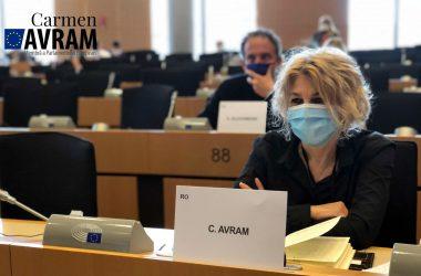 Am revenit la muncă şi vă aduc veşti bune din Parlamentul European.