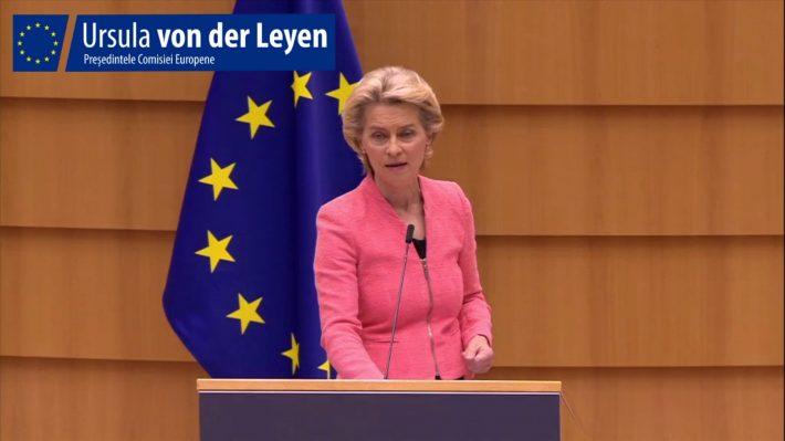 Ursula von der Leyen (Președintele CE) despre seceta din România