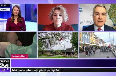 Carmen Avram: România s-ar putea să termine vaccinarea în 2022