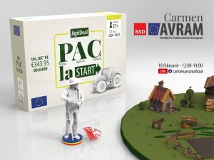 PAC la start - 18 februarie 2021 - Carmen Avram