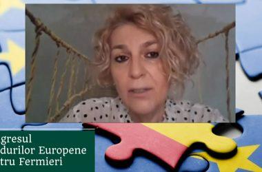 Carmen Avram la Congresul Fondurilor Europene pentru Fermieri